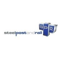 Steel Post and Rail