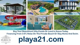 Buying a Villa in Sosua will prove to be the best investment decision ever