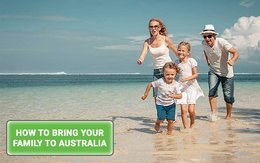 How To Bring Your Family To Australia