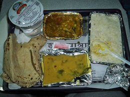 Your Regular Meal In Train Is Now More Interesting!