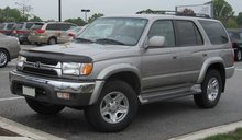 2004 Toyota 4Runner in Calgary - Downtown