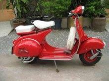Vintage Classic Vespa Scooter for Sale