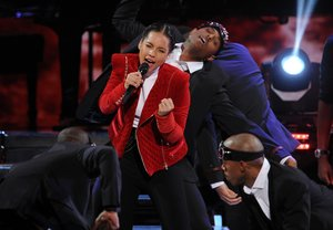 Photos: Alicia Keys in action