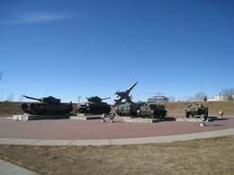 The Military Museums